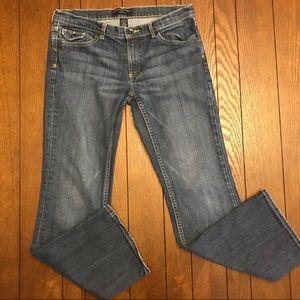 Women's Banana Republic Bootcut Jeans Size 8P EUC